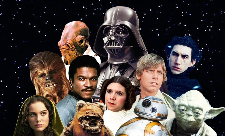 Star Wars Day: May the 4th be with you!