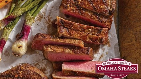Summer Grilling Packages from Omaha Steaks Stores (Up to 72% Off)!