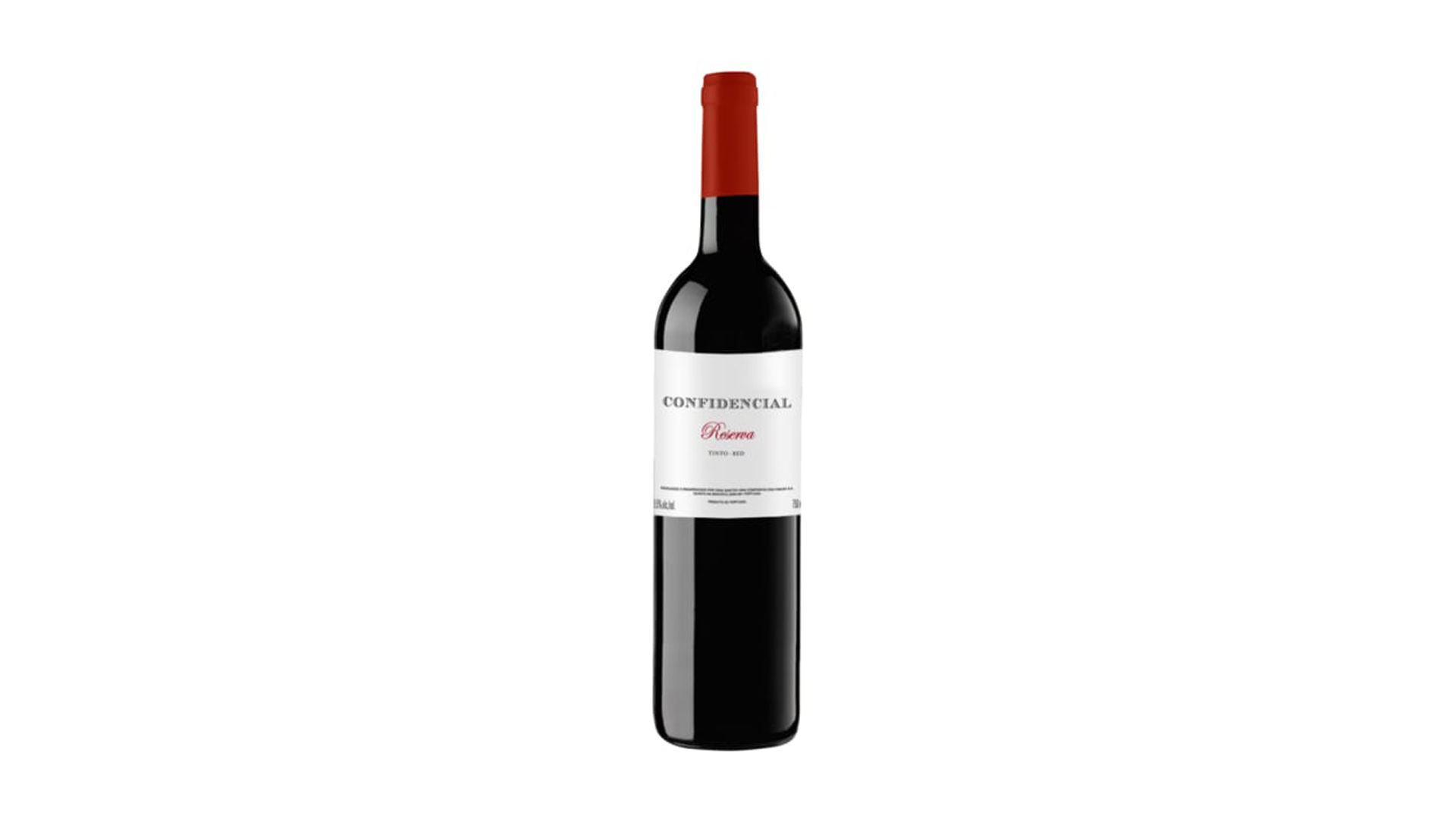 Casa Santos Lima Confidencial Reserve Red 2014 is one of 5 delightful wines special offers