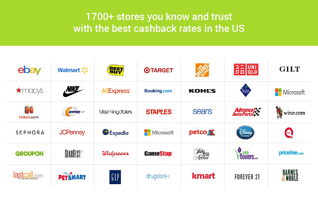 Lemoney Cashback Add-on to more than 1700 stores