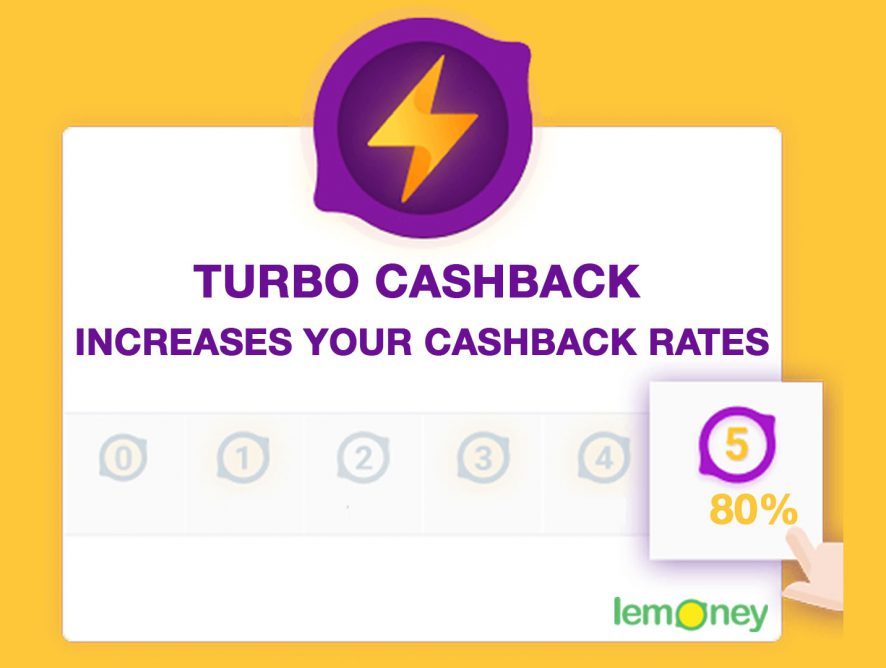 Turbo Cash Back At Lemoney: How To Shop With Amazing Cash Back Rates