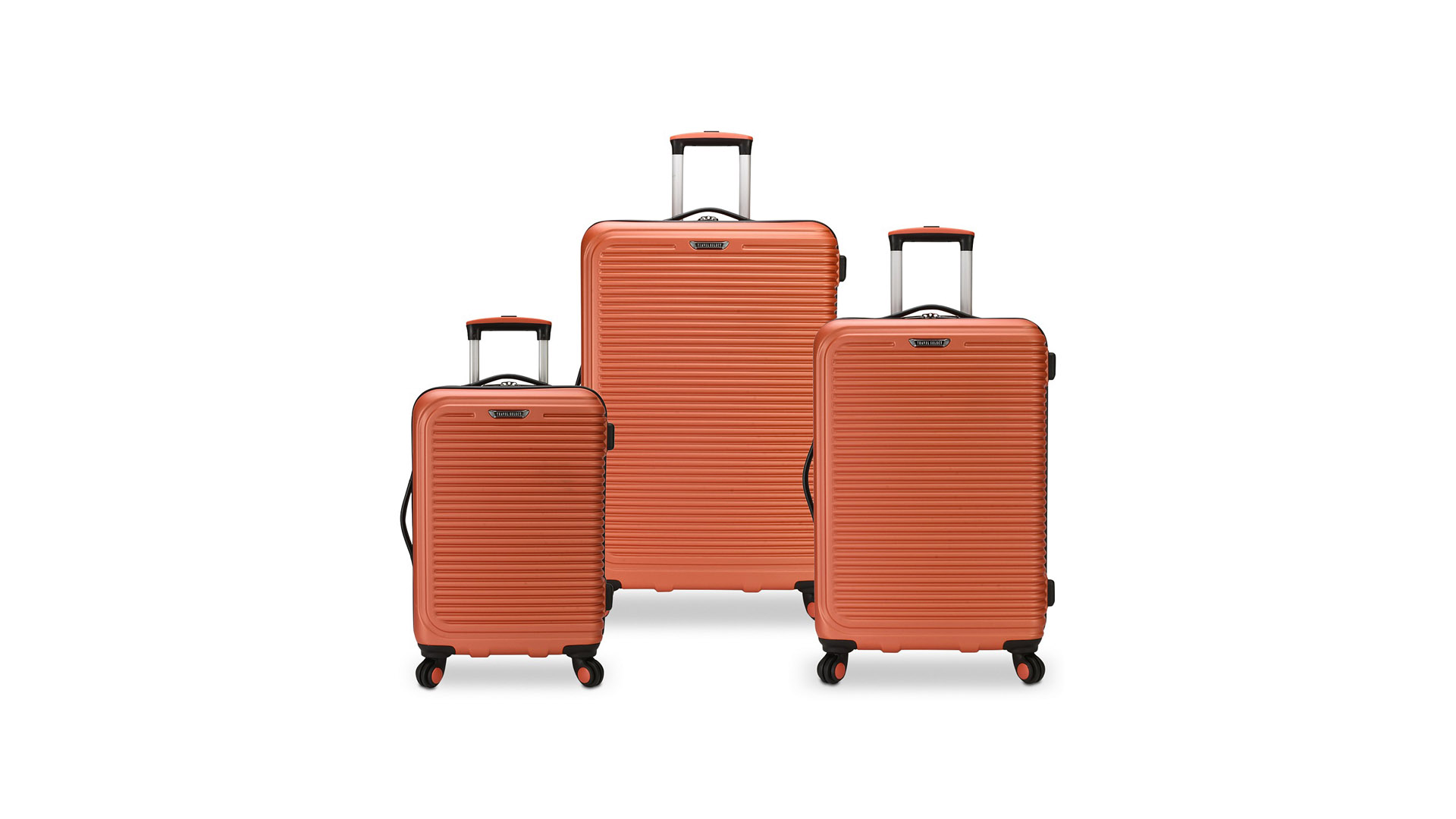 Purchase Travel Select Luggage Set Through Lemoney In Macy's End Of Season Sale