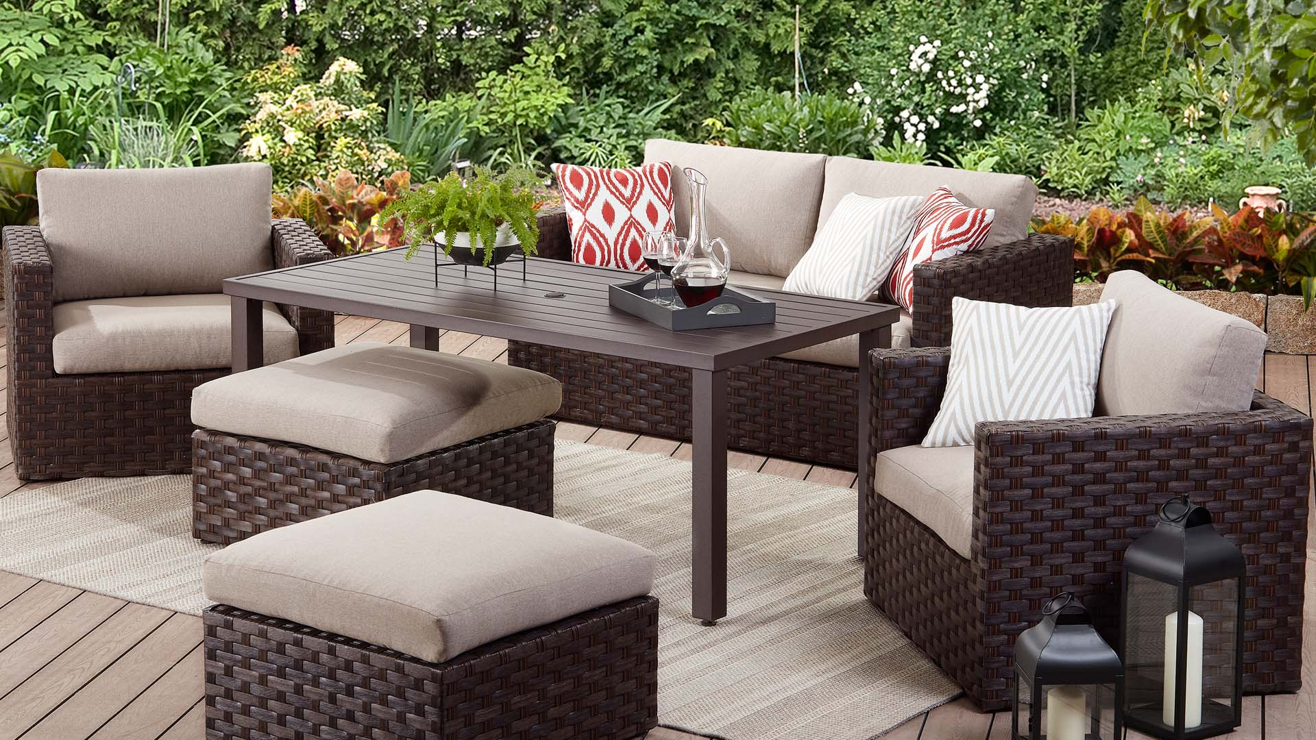 Purchase  Better Homes Gardens Patio Loveseat In Walmart Memorial Day Sale Through Lemoney