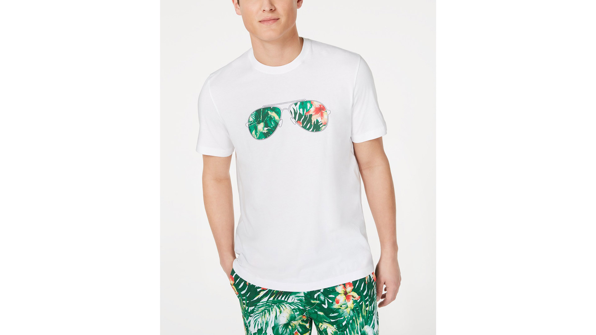 Purchase Tropical Aviator - One Of 10 Awesome T-Shirts Through Lemoney