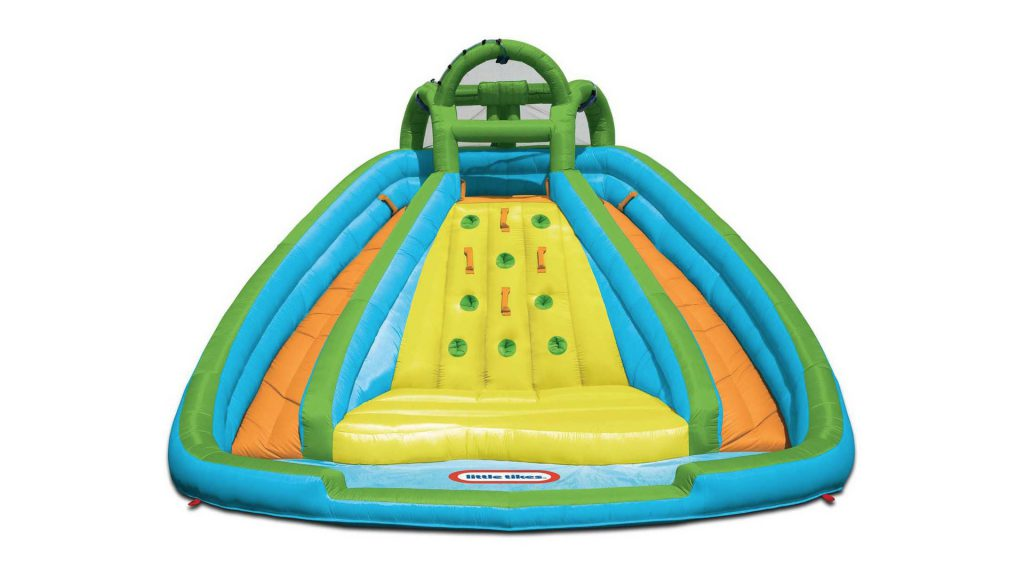 awesome-things-kids-backyard-little-tikes-inflatable-water-slide