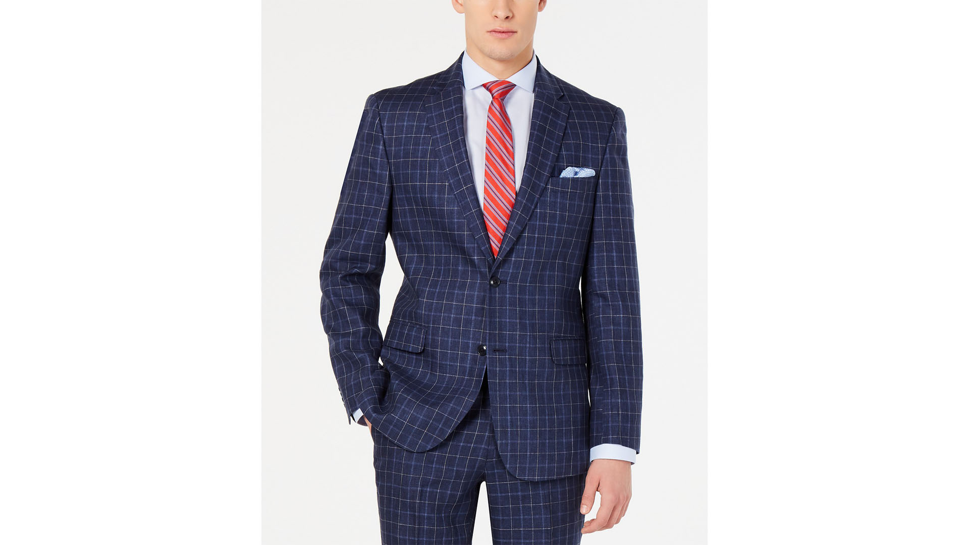 Father's Day Sale - Purchase Tommy Hilfiger Suit On Macy's Through Lemoney