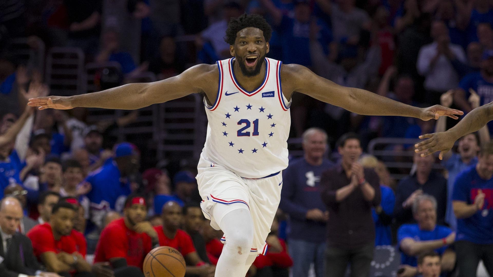 Purchase Joel Embiid NBA Jerseys From Nike Through Lemoney