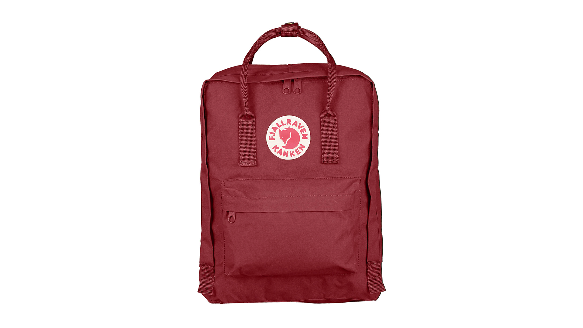 A Kanken backpack is perfect for holding all of your school items