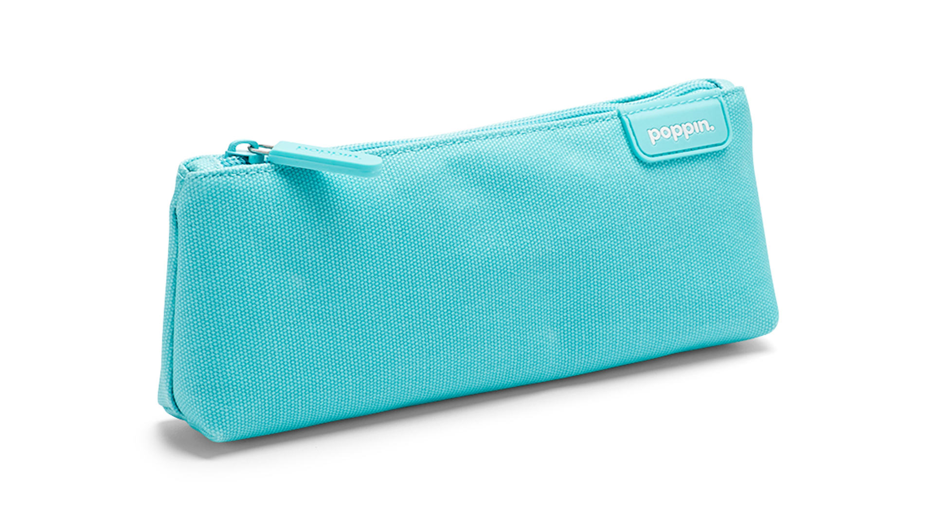 This aqua pencil case from Poppin is a must-have school item