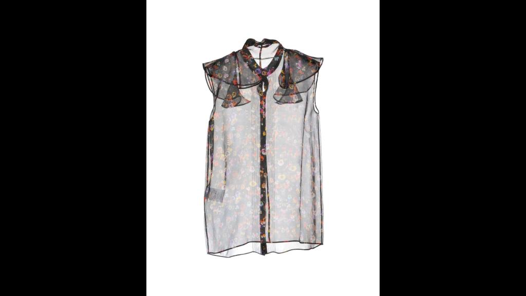 Givenchy Floral Shirt