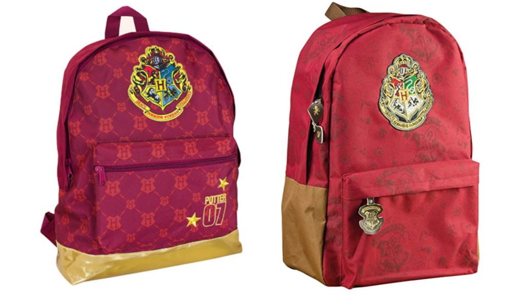 amazon-back-to-school-harry-potter-hogwarts-backpacks