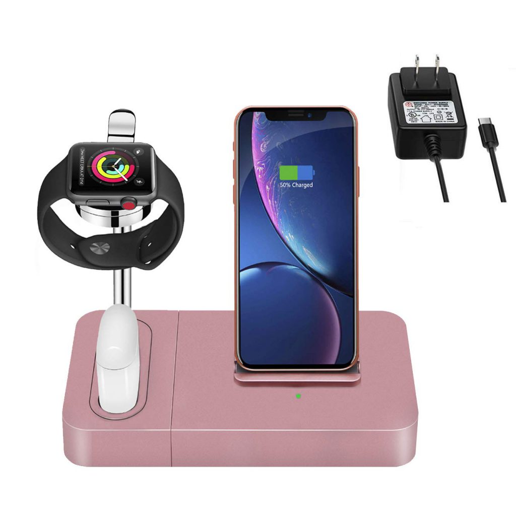 Amazon Off To College Deals -  Wireless Charger