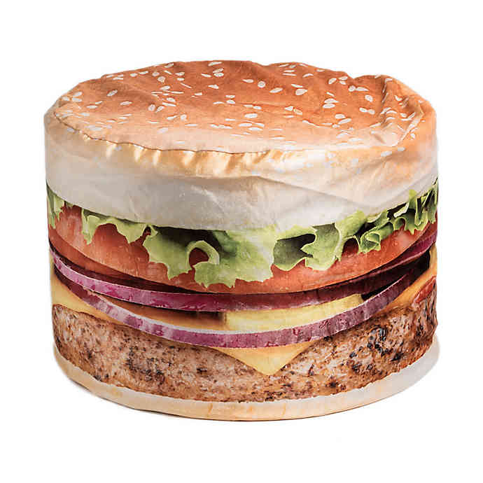 Bed Bath Beyond Cheeseburger Chair Funny Things