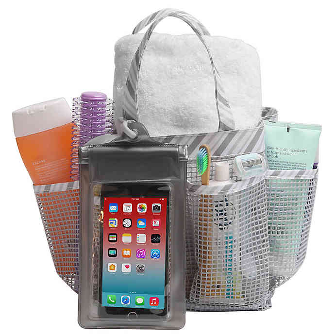 Bed Bath Beyond Mesh Shower Tote