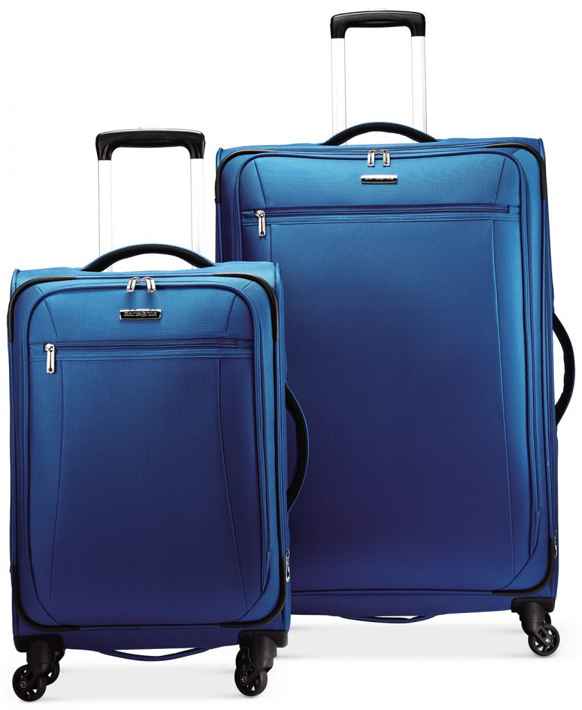 Macy's Luggage Sale Samsonite