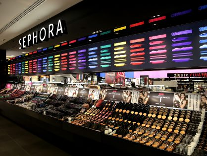 Sephora Makeup: Get UP TO 20% cash back through Lemoney