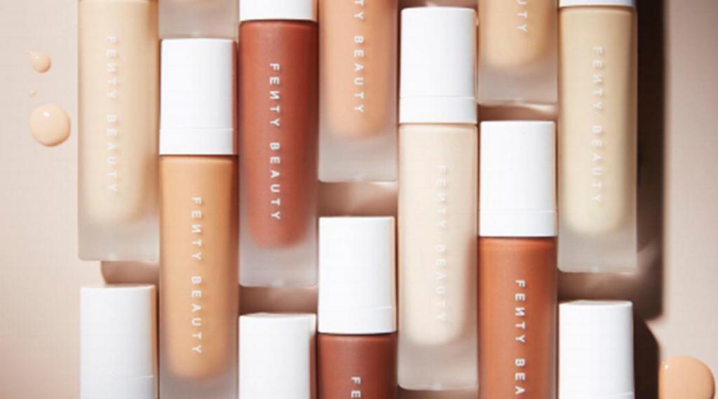 Sephora makeup Rihanna