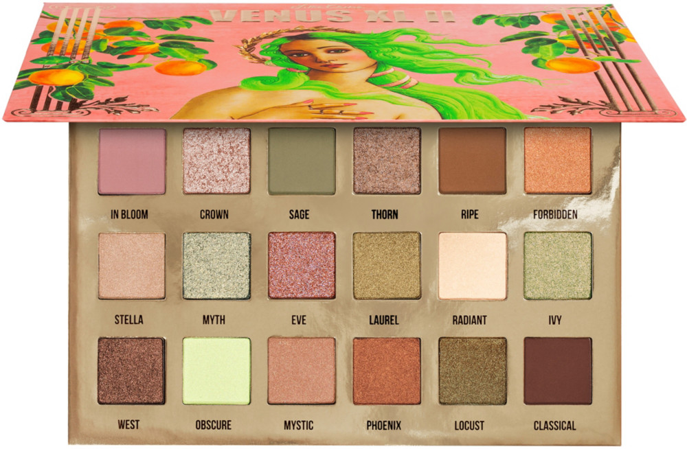 Best Selling Palettes at Ulta- Lime Crime