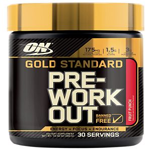 Optimum Nutrition Sale Pre-Workout