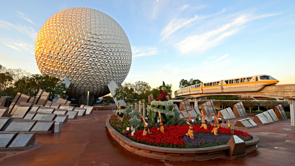Epcot will go through major changes in the next few years