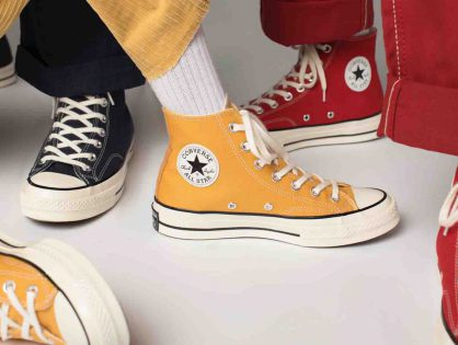 Converse Collection 2019: UP TO 16% Turbo Cash Back + 30% OFF Sale