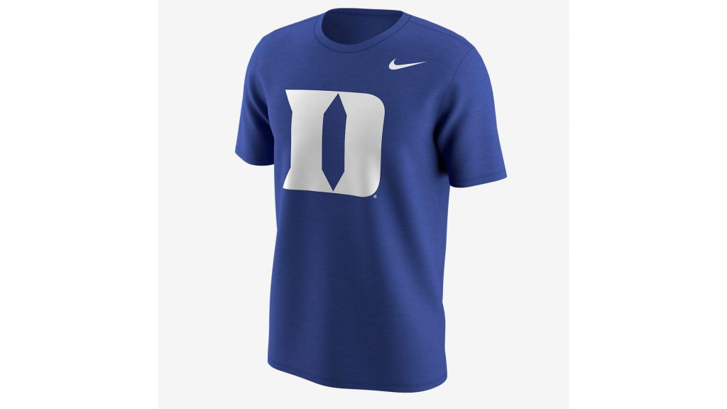 Nike Basketball T-Shirts Sale - Replica Duke Irving T-Shirt