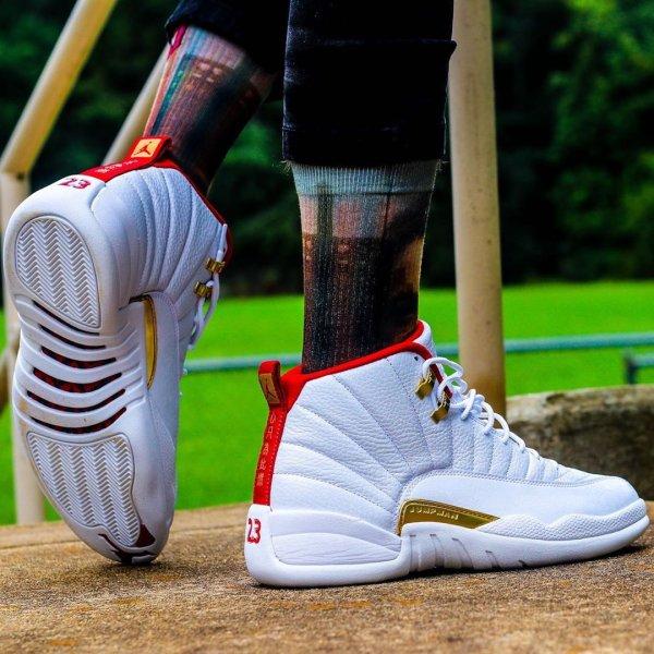 Top 12 Reasons To Buy Nike Air Jordan 12 Retro