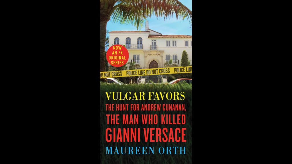 Book Cover: Vulgar Favors