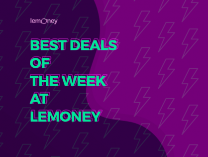 Best Deals Of The Week: Fall Is Coming And The Best Deals Too