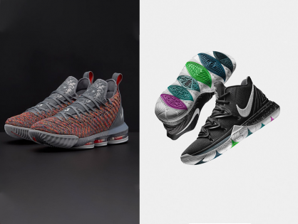 LeBron 16 x Kyrie 5 - Which One Should You Buy?