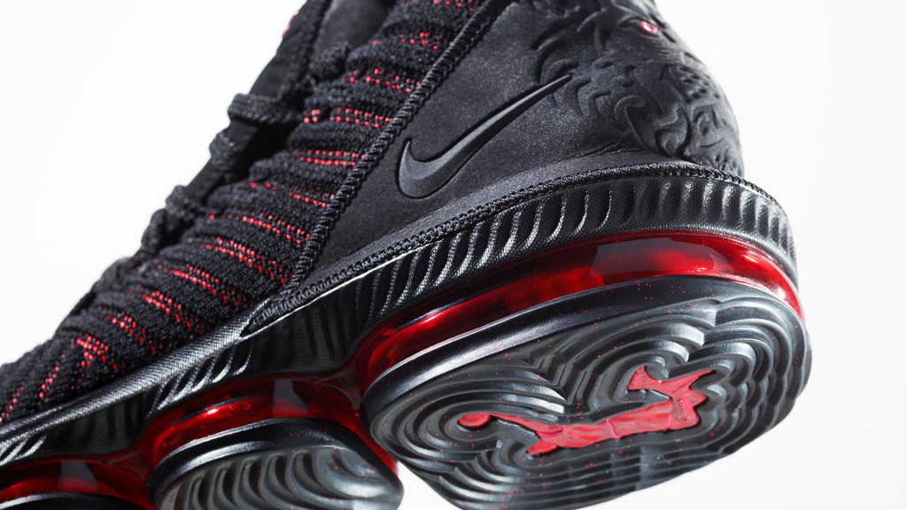 Nike LeBron 16 Reasons Battleknit