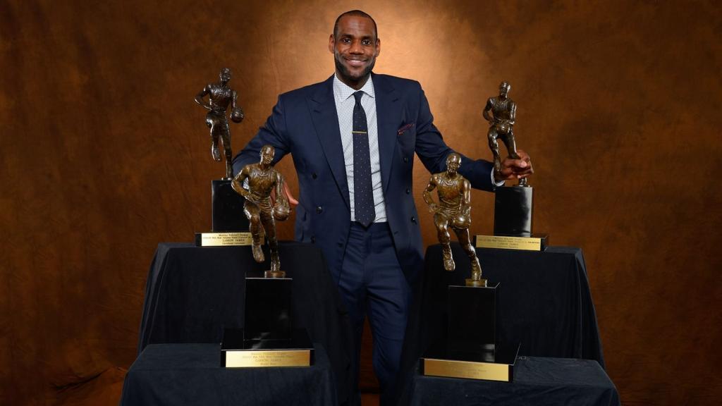 Nike LeBron 16 Reasons MVP
