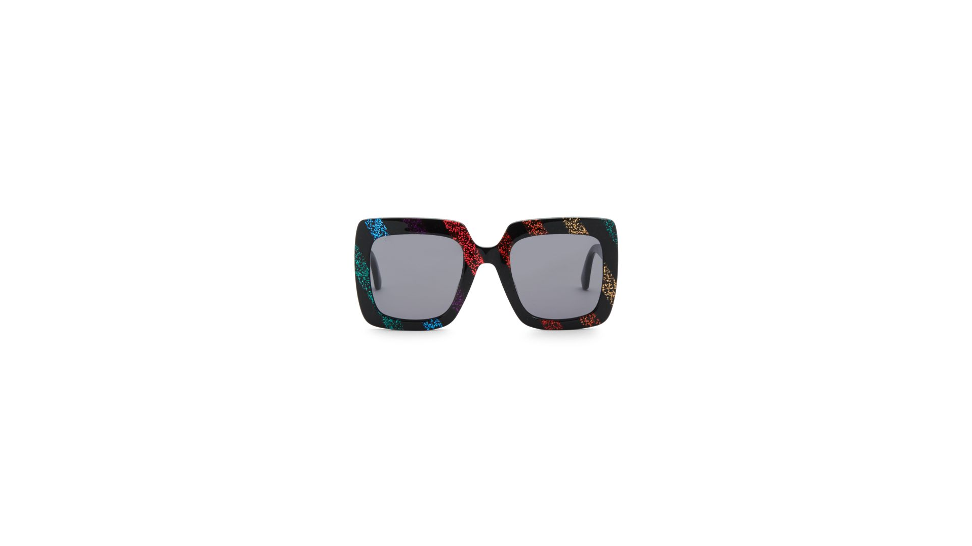 Gucci Urban 53MM Rectangle Sunglasses