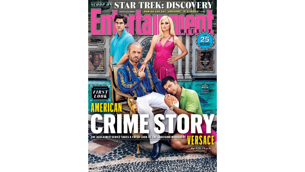 American Crime Story: Magazine Cover