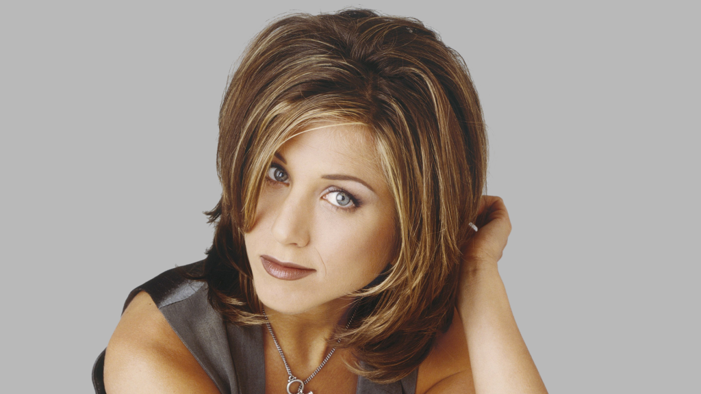 The Rachel haircut was a huge beauty trend in the 90s
