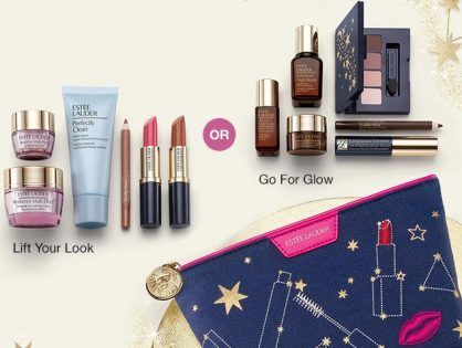 Macy's Estée Lauder Gift With Purchase Worth UP TO $165