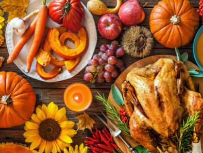 Fall Food Ideas: Top 5 Amazing Seasonal Recipes