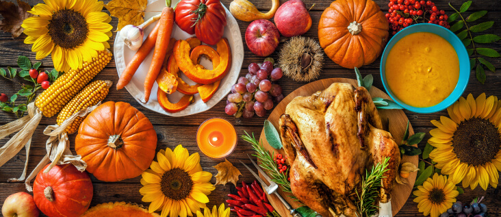 Fall Food Ideas: Top 5 Amazing Seasonal Recipes