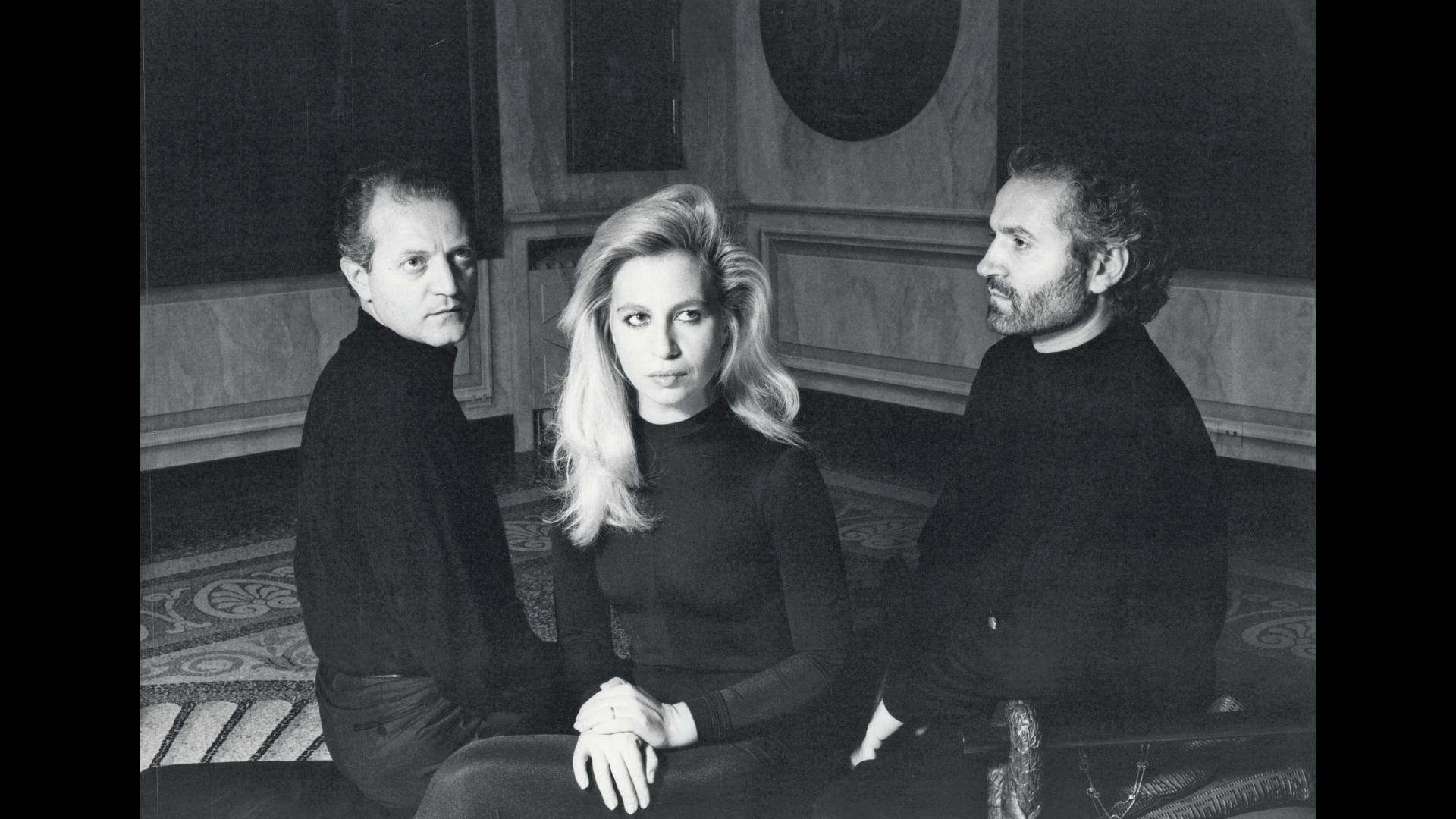 Santo, Donatella And Gianni