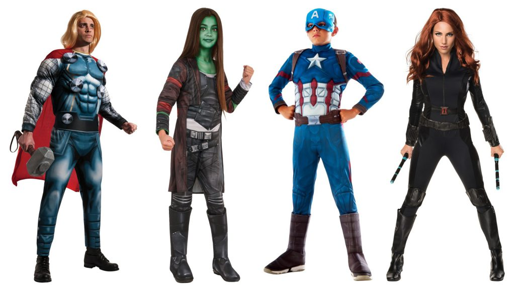 halloween-costume-ideas-2019-marvel-avengers