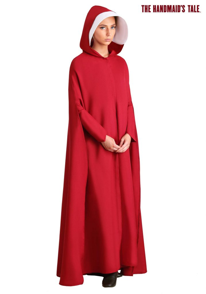 halloween-costume-ideas-2019-handmaid-tale