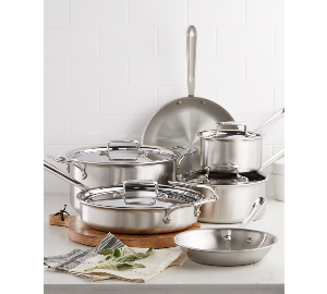 macy's home sale 2019 All-Clad D5