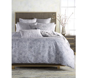 macy's home sale 2019 Hotel Collection Autumn Leaf Reversible Full/Queen Comforter