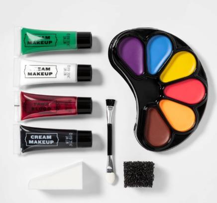 target halloween 2019 makeup