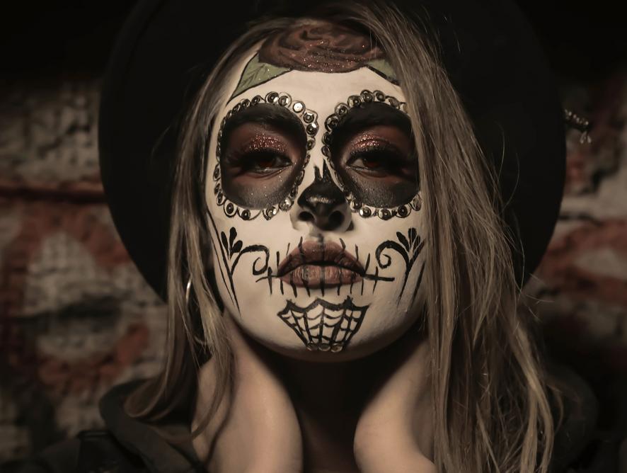 5 Awesome And Creepy Halloween Makeup Ideas