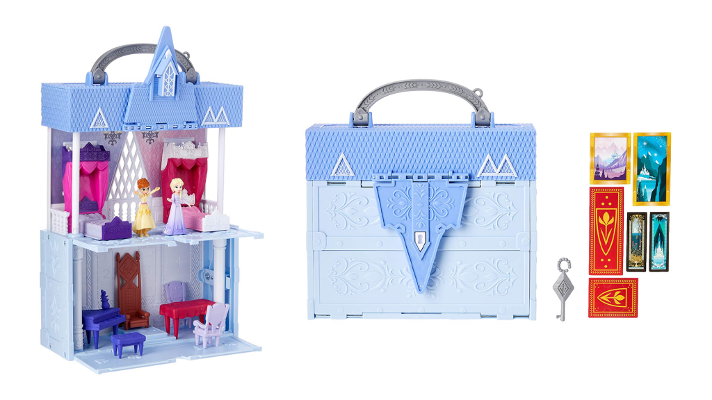 Pop Adventures Frozen 2 Castle Playset