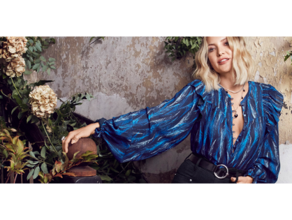 Kate Hudson New Clothing Line At HappyxNature With Cash Back!