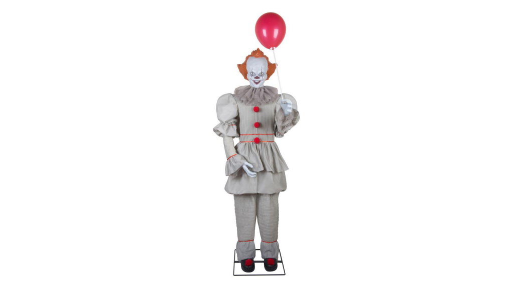 Home Depot Halloween Sale Animated Pennywise