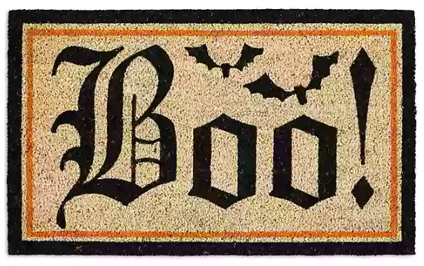 Bed Bath & Beyond Halloween Doormat