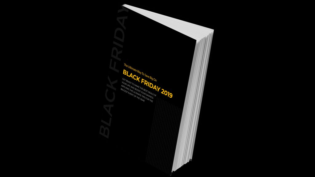 Black Friday And Cyber Monday e-Book
